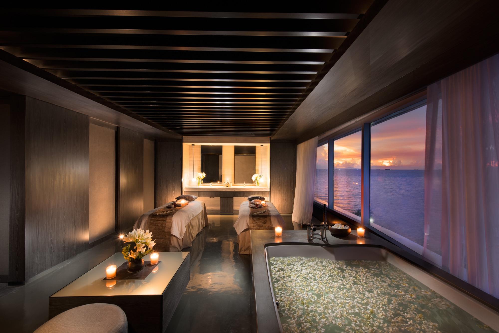 Conrad Spa Manila World Luxury Spa Awards