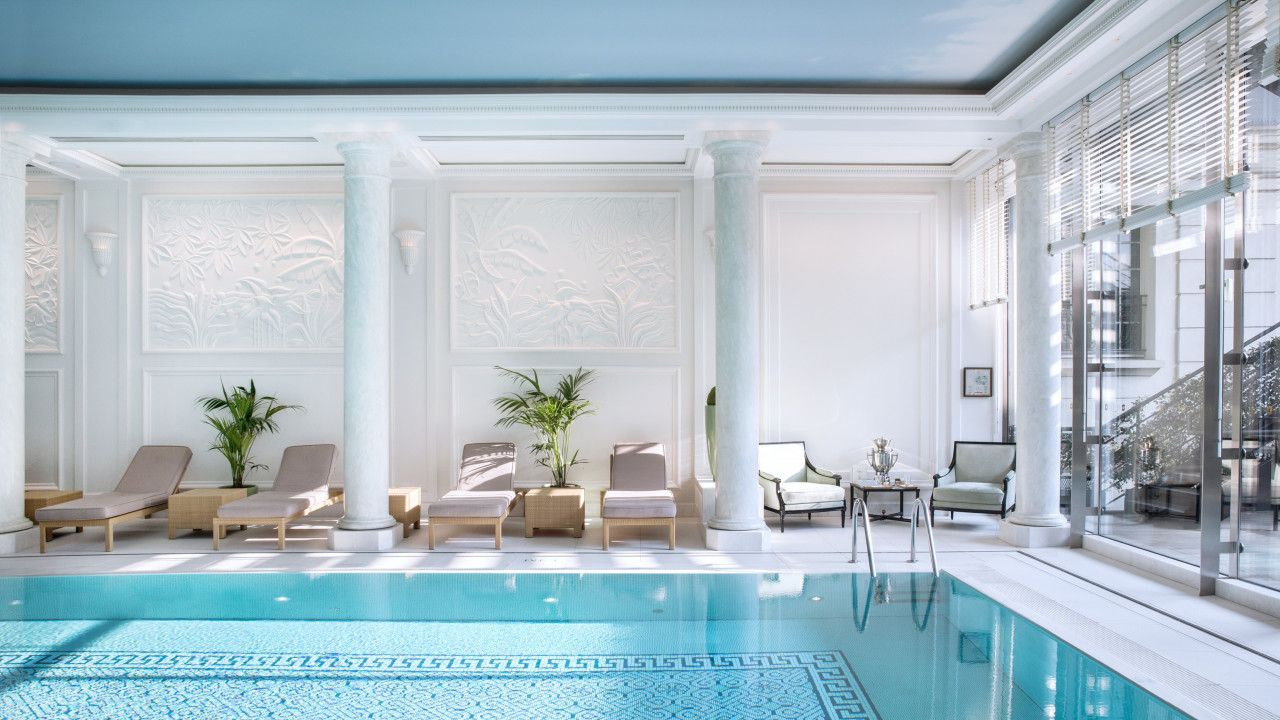 Chi The Spa At Shangri La Hotel Paris World Luxury Spa Awards
